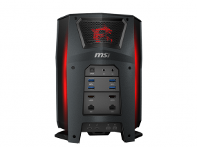Компактный геймерский ПК MSI Vortex получил две видеокарты