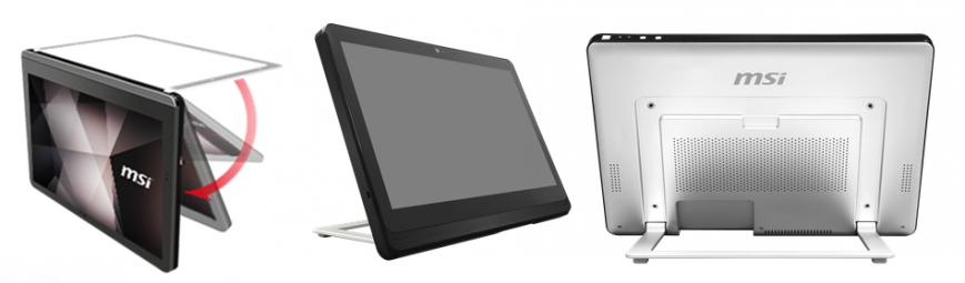 MSI представила ПК-моноблок Pro 16 Flex со встроенной батареей