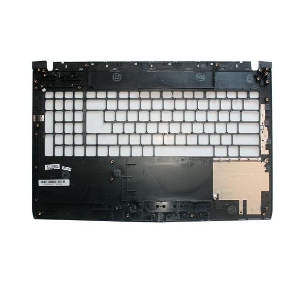 Клавиатурная часть (palmrest) MSI GL62 пластик без клавиатуры