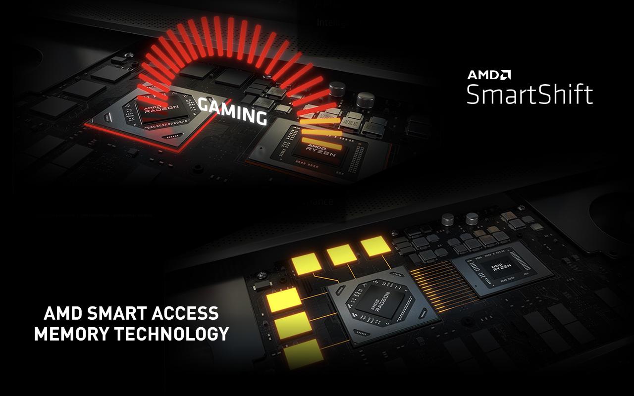 Игры нового уровня с ноутбуками AMD Advantage Edition