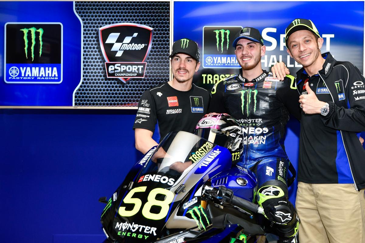 Monster Energy Yamaha MotoGP eSport Team