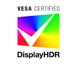 Сертифицированный VESA DisplayHDR 600